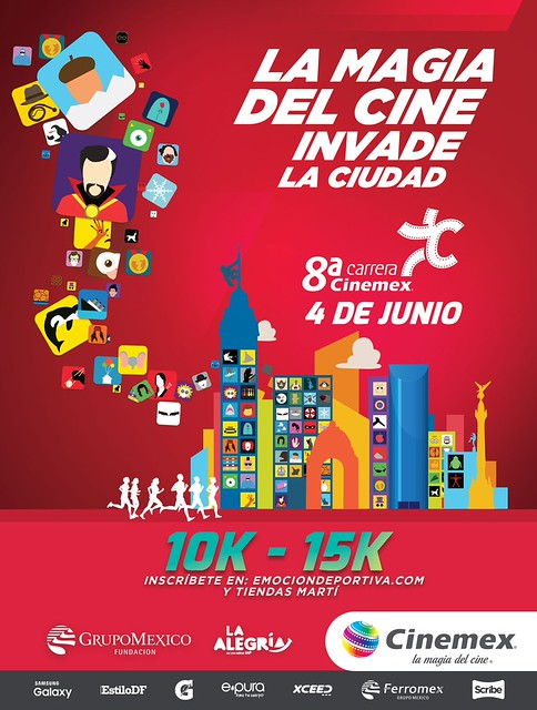 8a Carrera Cinemex 2017
