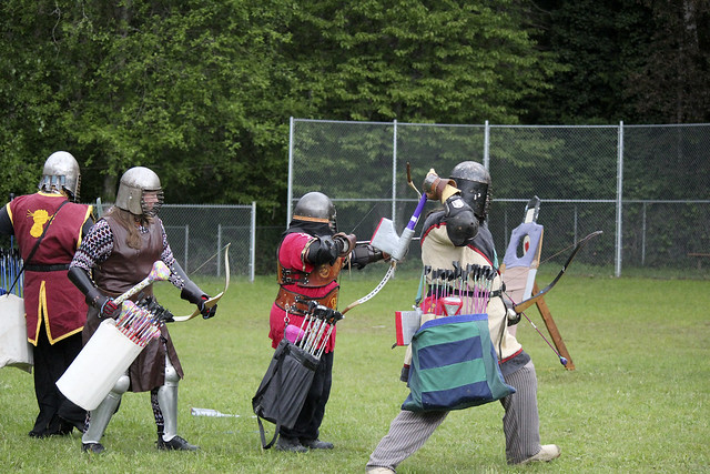 Warriors of An Tir fight for kingdom, fun and friendship | Kitsap