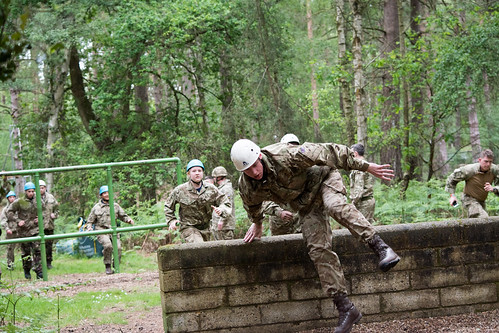 Exercise St George at ATC Pirbright 2017