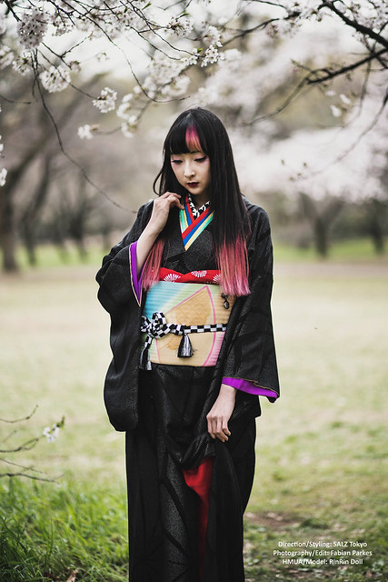 RinRin x SALZ kimono heian 9