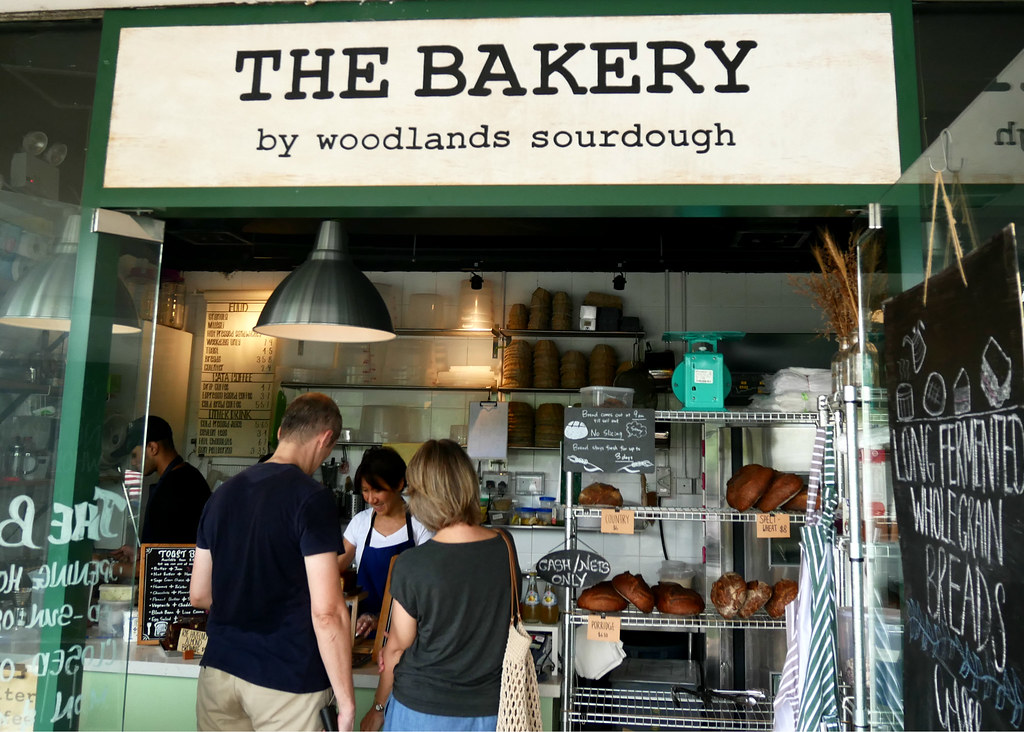 The Bakery by Woodlands Sourdough - Artisanal Bakes