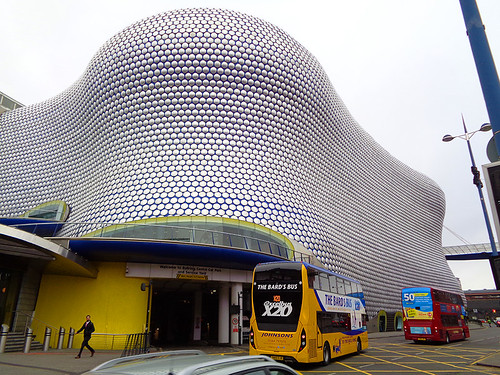 Selfridges department store, Bullring 01.JPG | by worldtravelimages.net