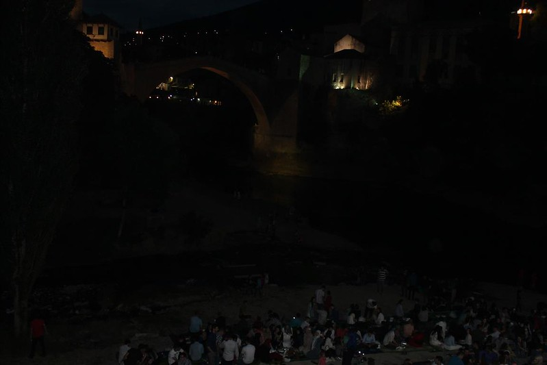 Iftar pod Starim mostom