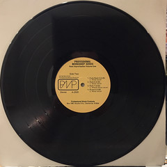UNKNOWN ARTIST:PROFESSIONAL WORKSHOP SERIES ROCK IMPROVISATION VOLUME ONE(RECORD SIDE-B)