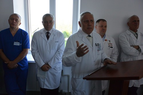 Депутати «торгуються» головними лікарями