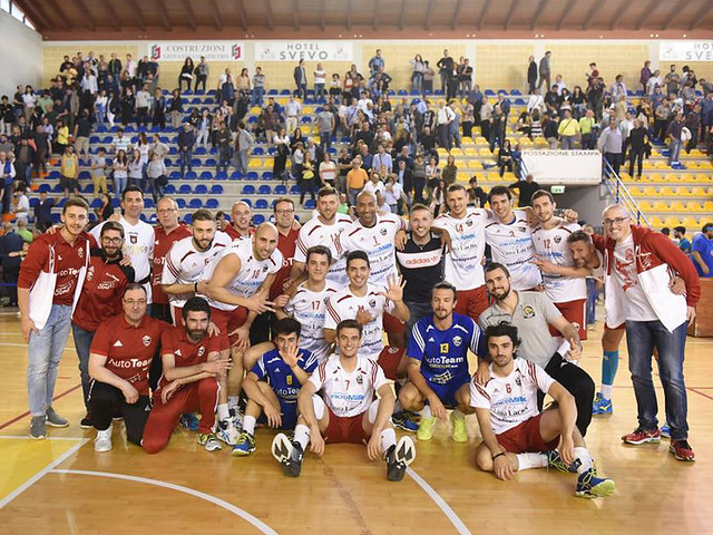 new real volley gioia