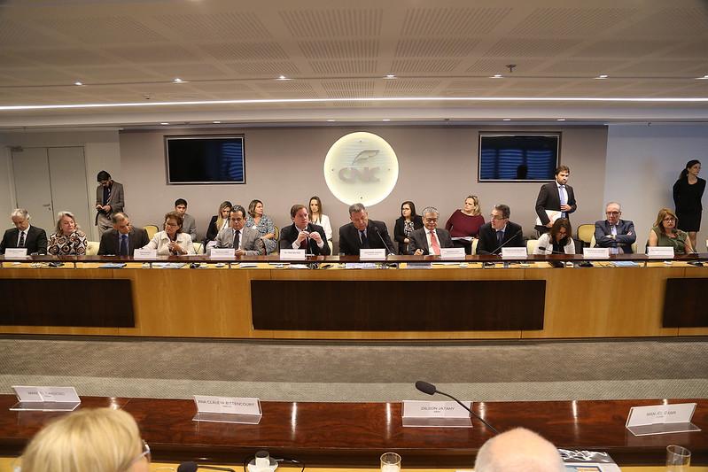 24/05/2017 Reunião do Conselho Empresarial do Turismo e Hospitalidadeda CNC