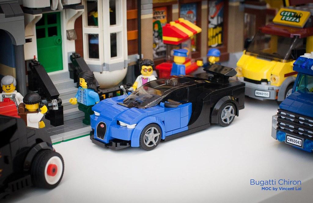 How Much Does A Lamborghini Veneno Cost >> Bugatti Chiron | Someone in V City got a Chiron to show ...