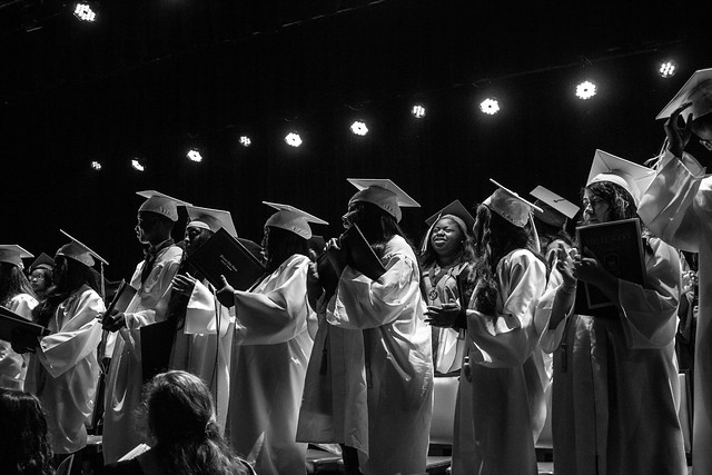 Hillcrest High School Graduation 2017