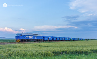 Blue Train Running | by BackOnTrack Studios