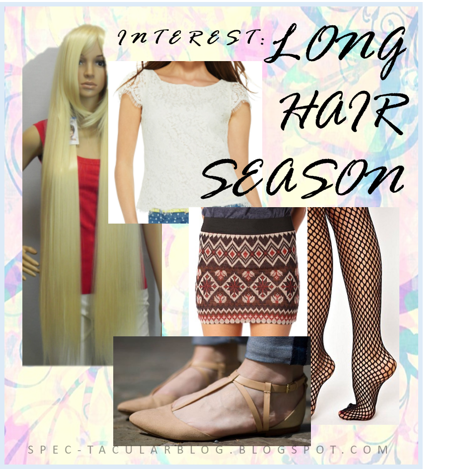INTEREST, LONG HAIR SEASON