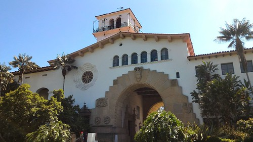 Courthouse - Santa Barbara, California