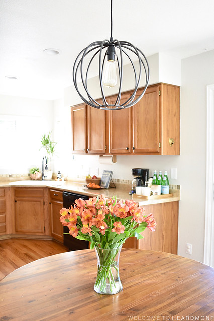 Kitchen Flowers | Welcome to Heardmont