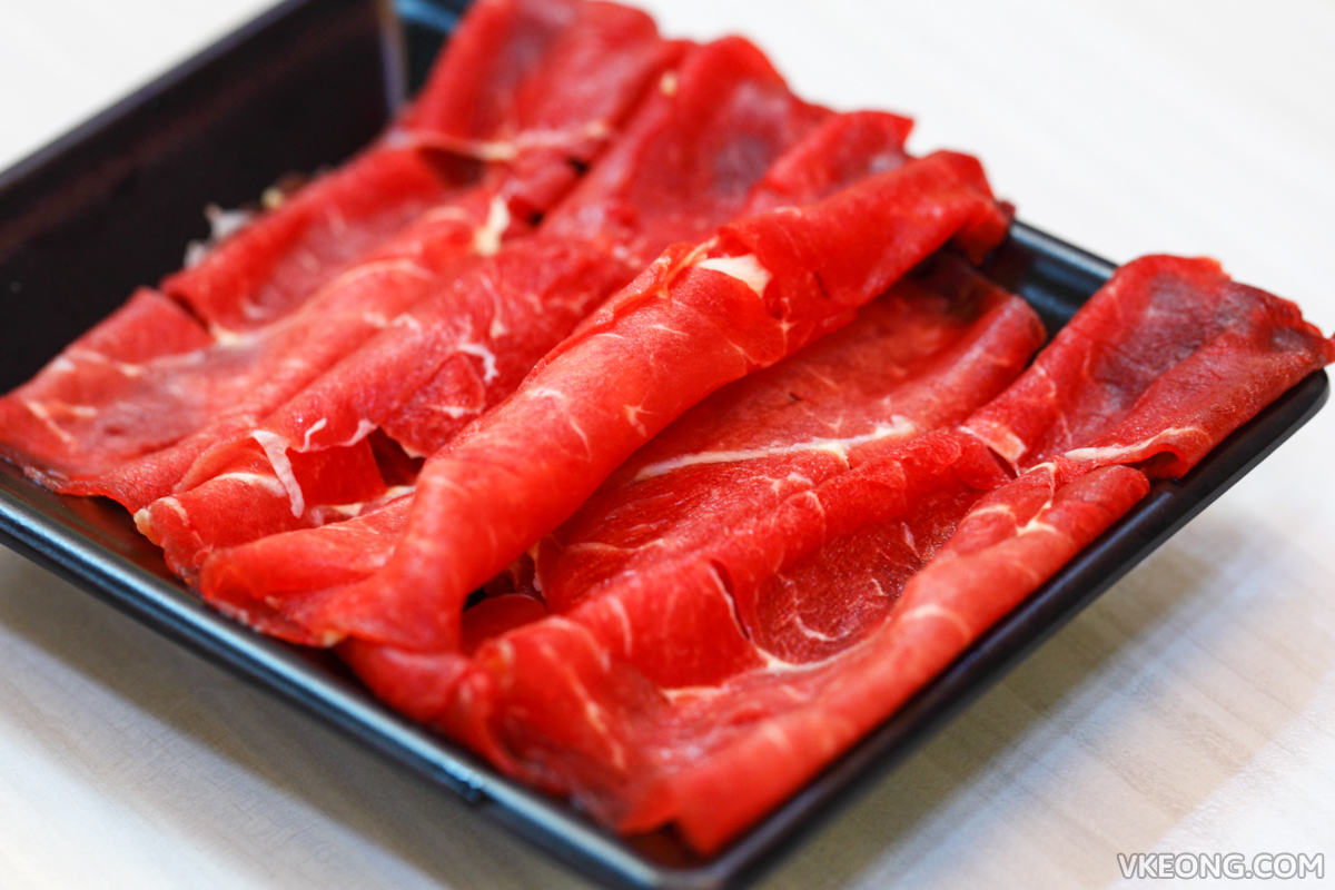 Two Pesos Steamboat Australian Beef Slices