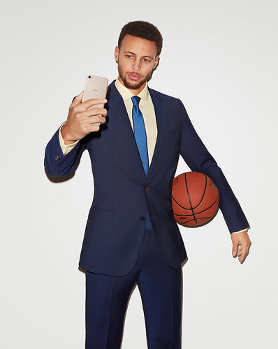 stephen curry phone