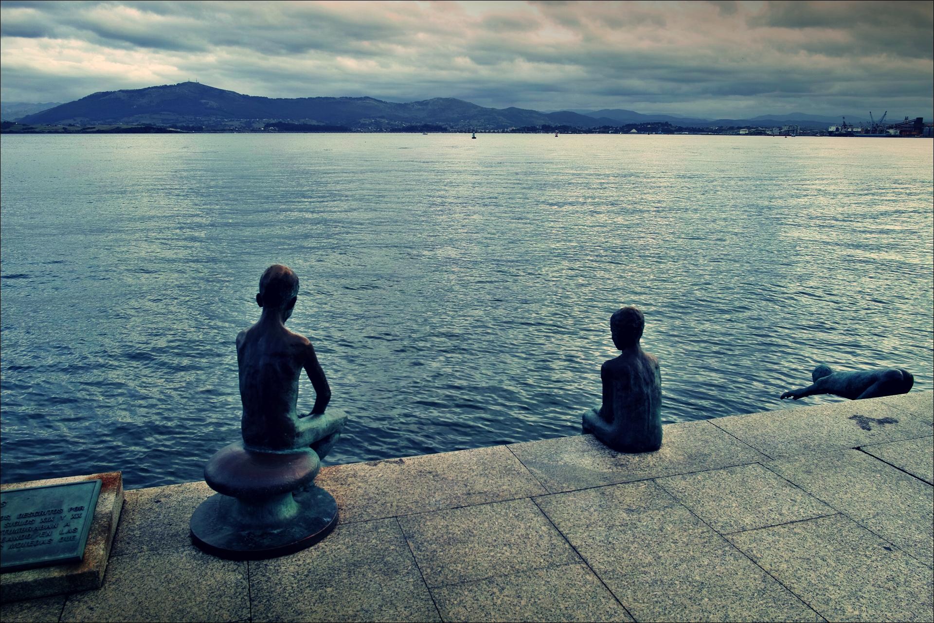 동상-'산탄데르 둘러보기(Sightseeing Santander)'