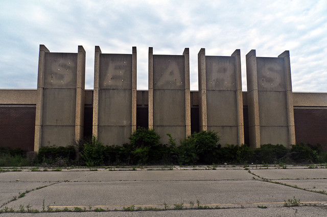 Former Sears -- Salem Mall, Trotowood, Ohio