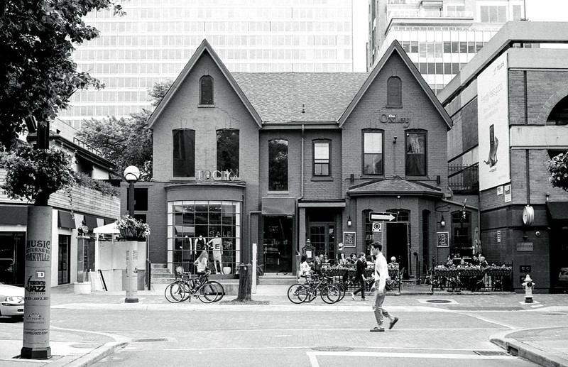 The Oxley on Yorkville_