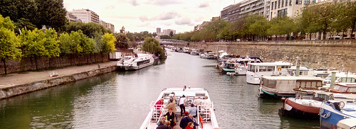 Paris, Bassin de l'Arsenal | by madebyjay