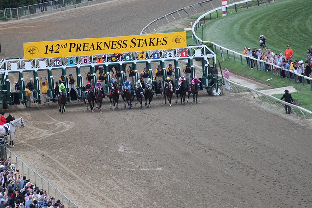 Preakness 2017 call by call