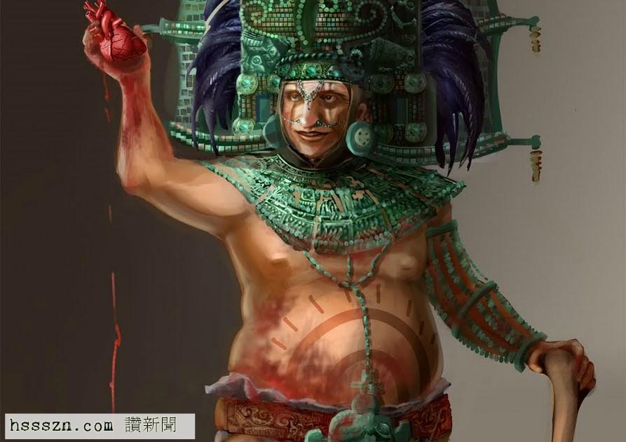 mayanpriest
