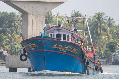 kerala trawler