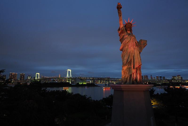 台場 自由女神|東京遊記 Tokyo trip