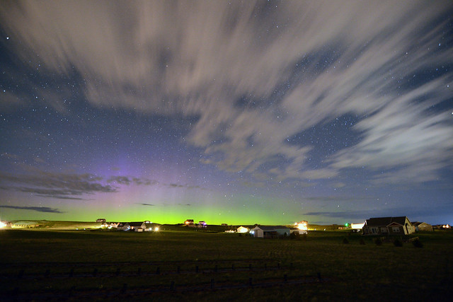 Aurora @ 1:48AM MDT (Widefield)