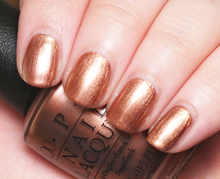 OPI Sweet Carmel Sunday