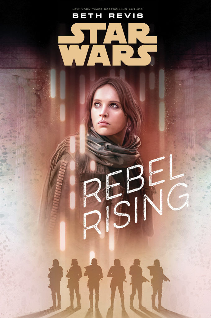 Image result for Rebel Rising by Beth Revis