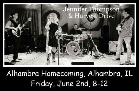 Jennifer Thompson & Harvest Drive 6-2-17