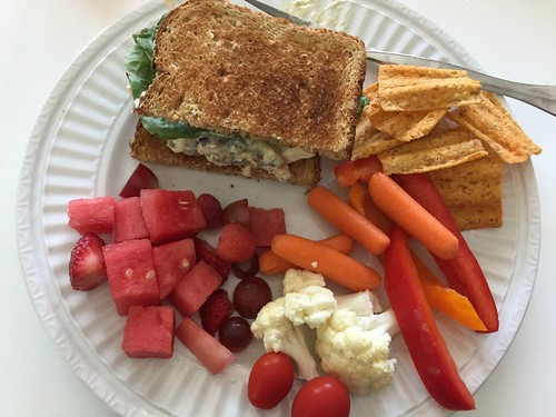 easy sandwich meal