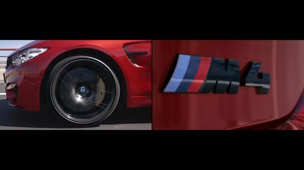 【TVCM】BMW M4 最新モデルが登場!ULTIMATE JOY.キャンペーン開催中!