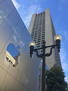 Apple Store at Union Square | by searchnetmedia