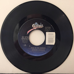 MICHAEL JACKSON:MAN IN THE MILLER(RECORD SIDE-A)