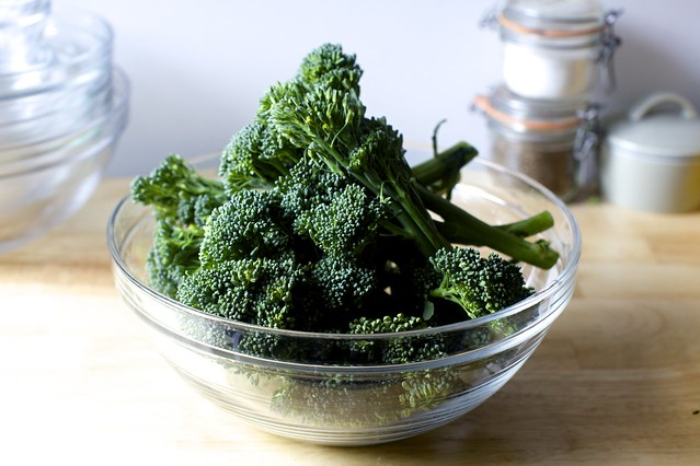 broccoli for extra green-y (sorry)