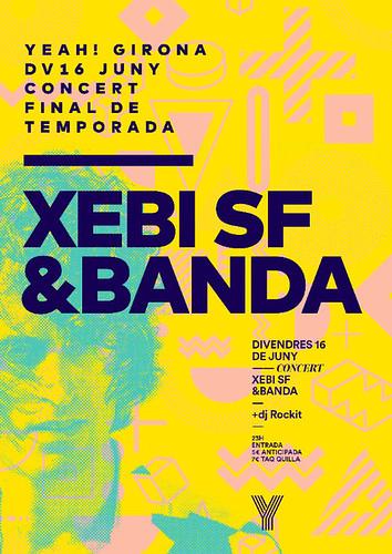 xebi sf & banda - yeah indie club