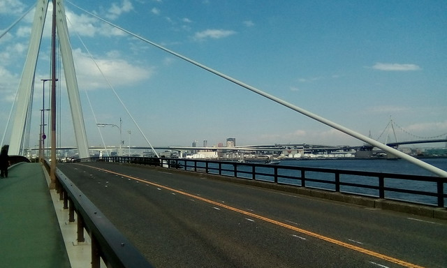 Tuneyoshi-ohashi Bridge, Osaka