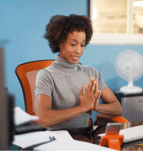 Activ5 Desk Woman