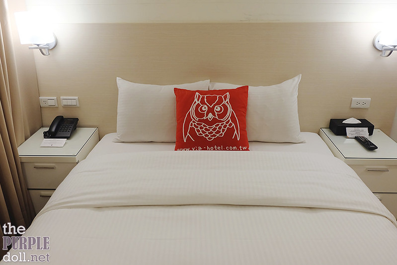 VIA Hotel Ximending Double Bed