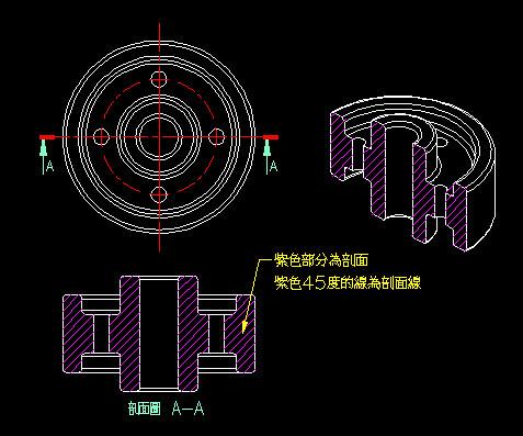 [觀念]略簡說明剖視(面)圖 34680215402_0d99a328eb