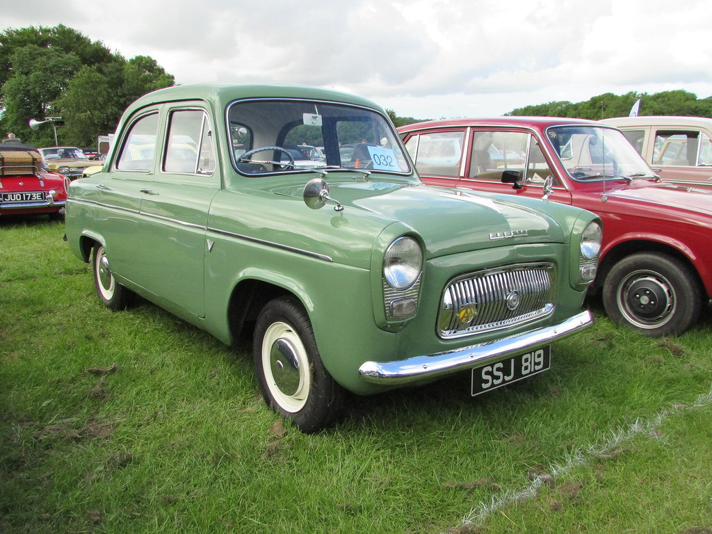 Ford prefect 100e ssj819 by andrew 2 8i