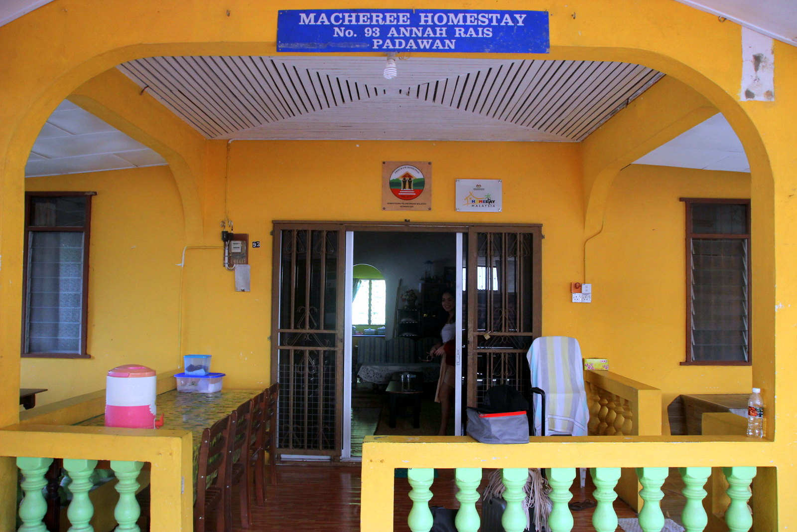 Macheree Homestay Anna Rais