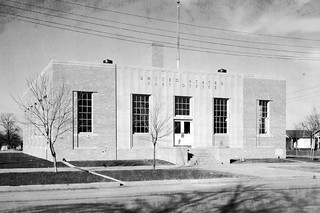 Cordell, OK post office | by PMCC Post Office Photos