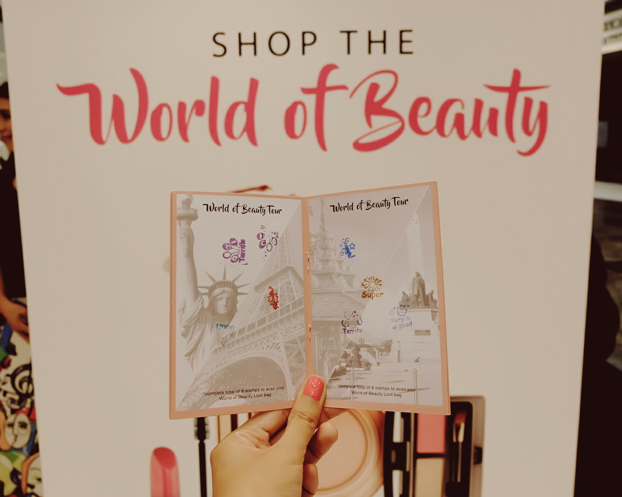 SM World of Beauty