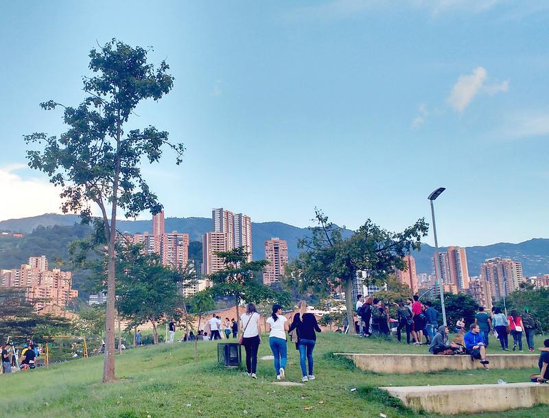 Parque Lineal Ciudad del Río {dezembro 2016}