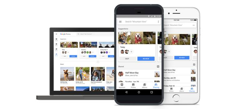 Google Photos : Les livres photo et le partage automatisé arrivent sur ce réseau en ligne