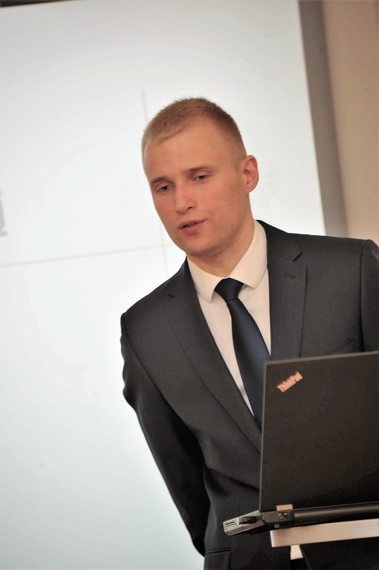G. Poškas's doctoral thesis defense
