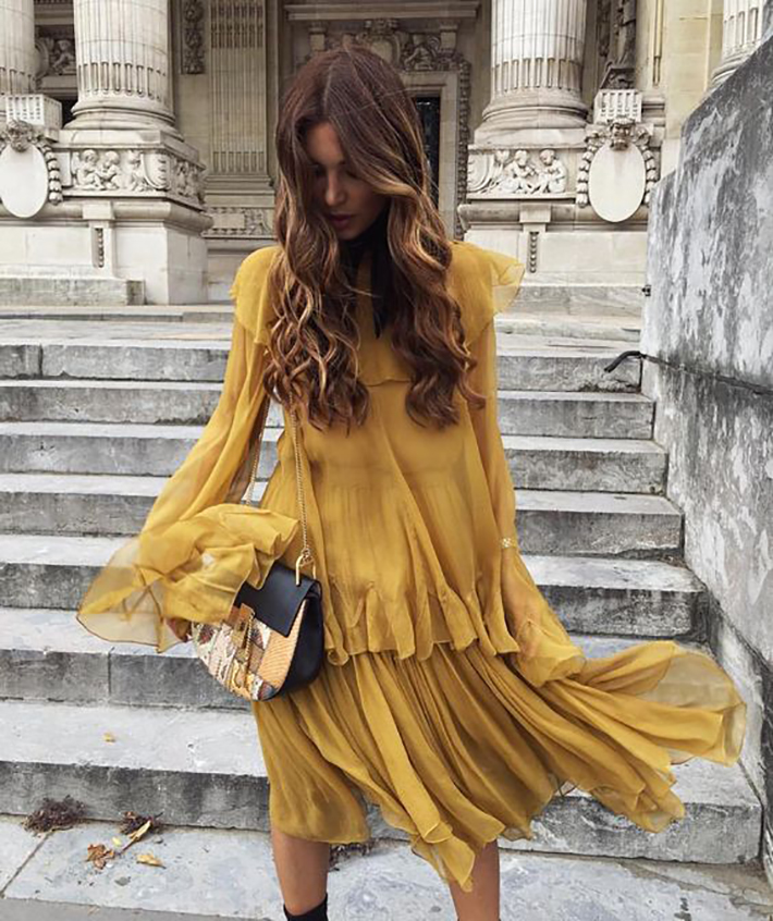 how to wear ruffles summer 2017 street style outfits fashion trend5