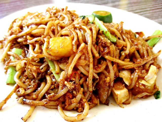 Curry House mee goreng mamak